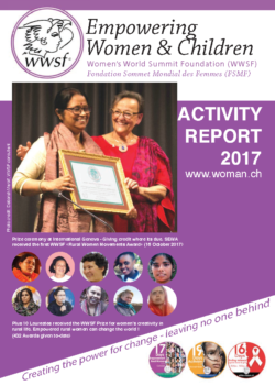 2017 Annual Activity Report Cover