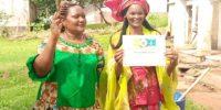 Award Ceremony for 2020 Laureate Aeisatu Bouba, Cameroon
