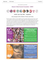 Newsletter JUne-July 2020