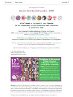 Newsletter July 17D 2020