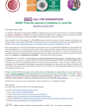2022 Nominations Guidelines